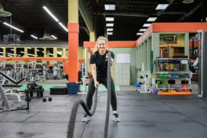 Bellingham Fitness Employee Training In Personal Training Area