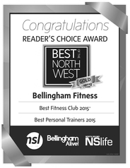 Bellingham Fitness Best Fitness Club 2015
