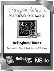 Bellingham Fitness Best Health Club & Best Personal Trainers
